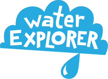 Water Explorer logotipoa